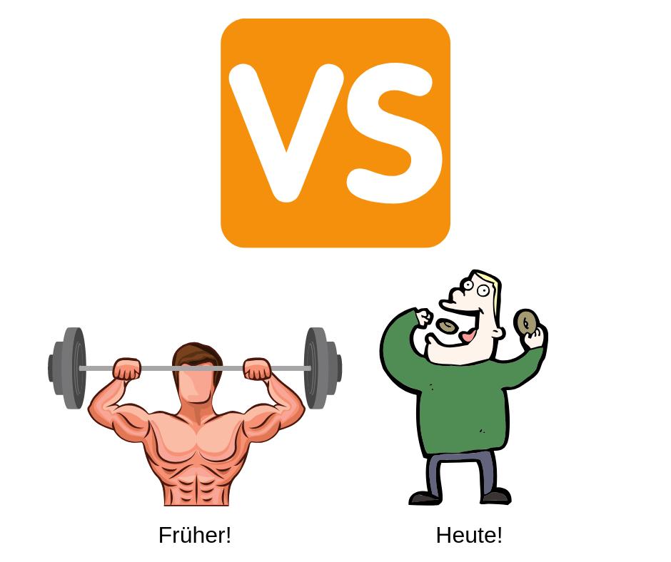 Ex freund zurück - Früher vs Heute