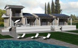 Σπίτια Υψηλής Ενεργειακής Απόδοσης προκατ