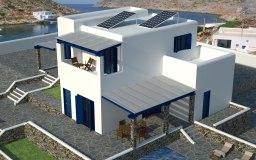 Προκατασκευασμένα Σπίτια Κυκλαδίτικα