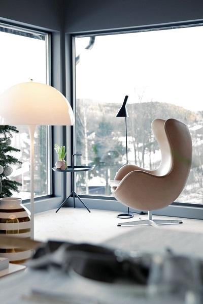 Sillón EGG de Arne Jacobsen