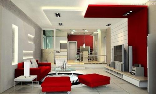 woonkamer voorbeelden modern 2