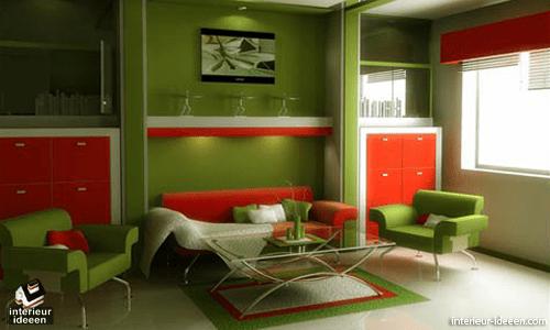 Groene woonkamer  waar staat het voor en bekijke voorbeelden