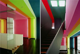 Woonkamer kleuren kiezen en combineren