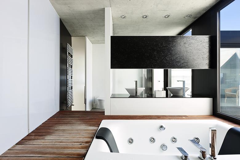 badkamer-voorbeelden-zwart-wit
