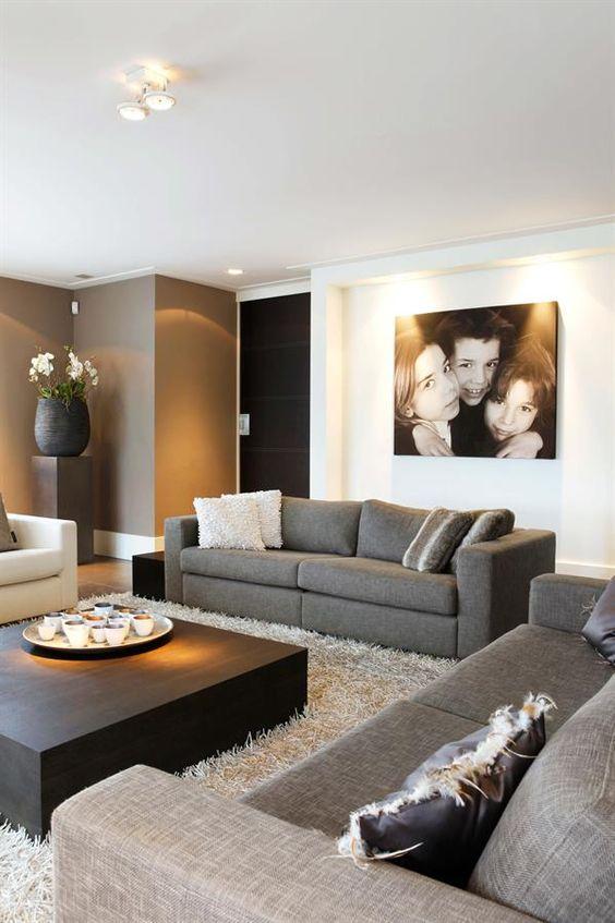 Modern interieur interieur ideeen for Interieur woonkamer modern
