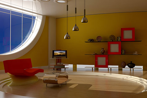 Moderne woonkamer voorbeelden inrichting en kleuren