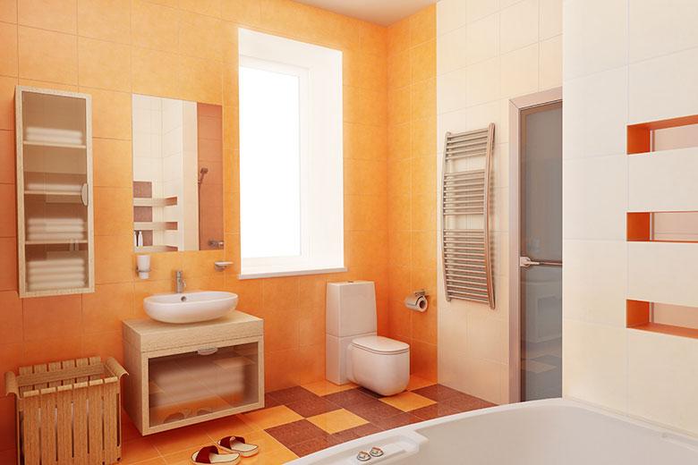 Badkamer voorbeelden modern - Mooie moderne badkamer ...
