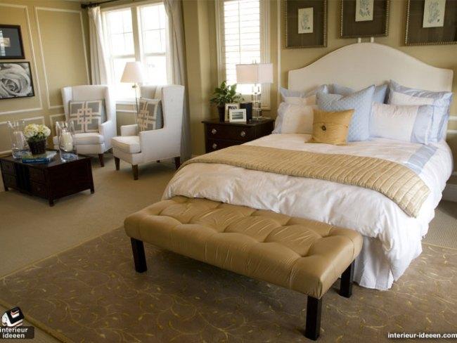 Slaapkamer voorbeelden for Interieur slaapkamer voorbeelden