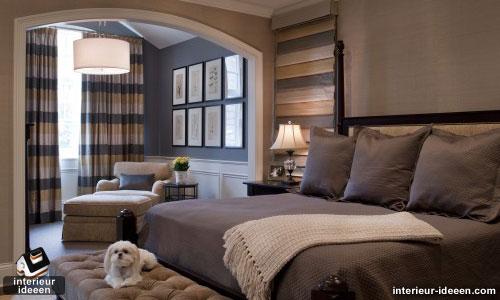 Grijze slaapkamer voorbeelden en uitleg over kleurcombinaties