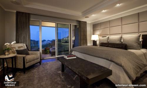 grijze slaapkamer voorbeeld 3