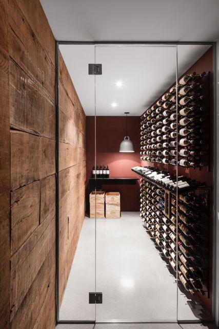 10x Luxe Wijnkelders  Interieur Inrichting