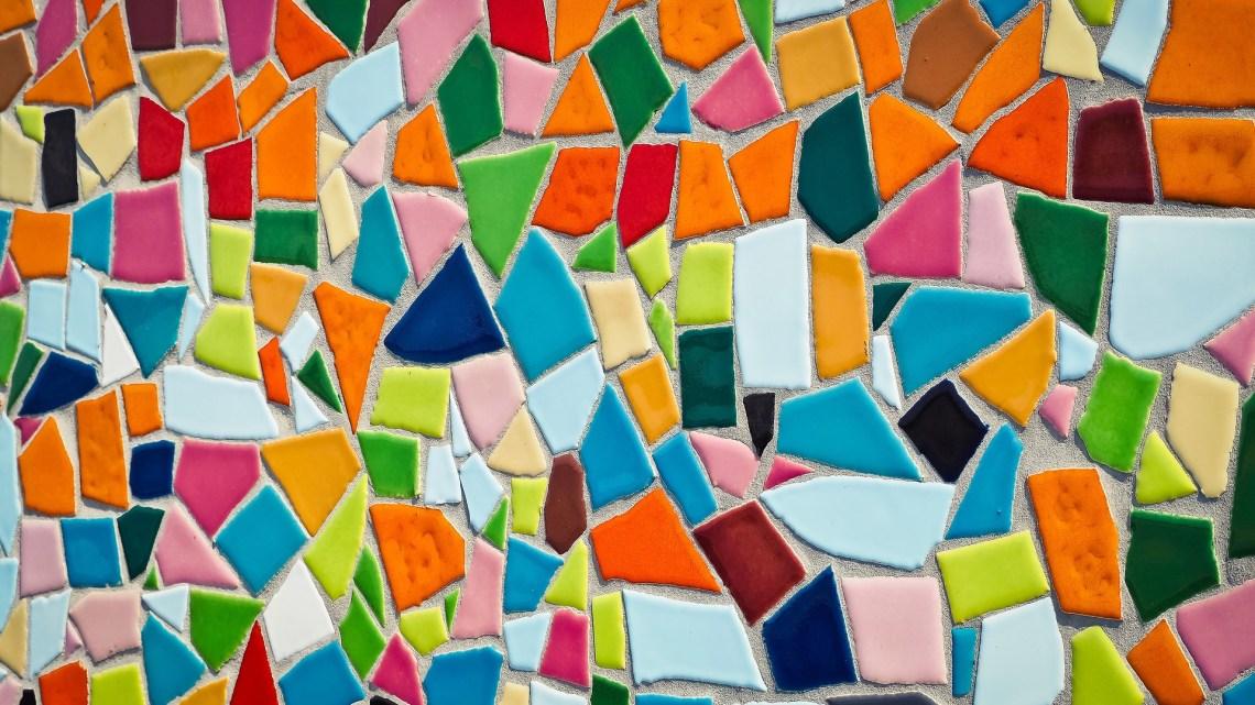 Hoe kies je mozaïek tegels?