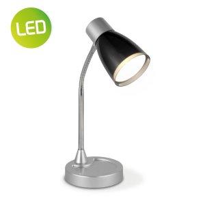 Home sweet home LED bureaulamp Lumy ↕ 28 cm - zwart