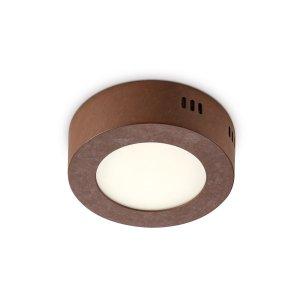 Home sweet home LED plafondlamp Ska 12 - roest