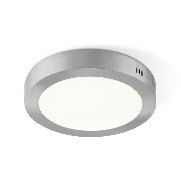 Home sweet home LED plafondlamp Ska 22,5 - mat staal