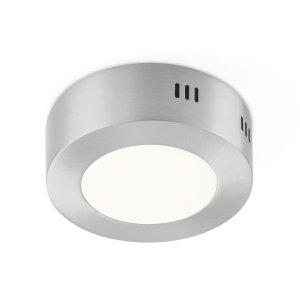 Home sweet home LED plafondlamp ska 12 - mat staal