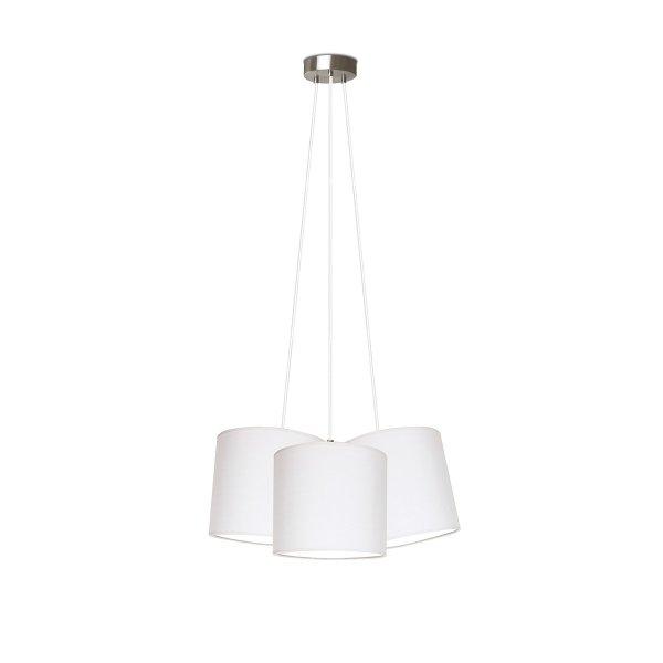 Home sweet home hanglamp Triple Ø 50 cm - wit