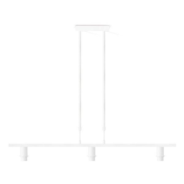 Home sweet home pendel Bridge 97 3L verstelbaar - wit
