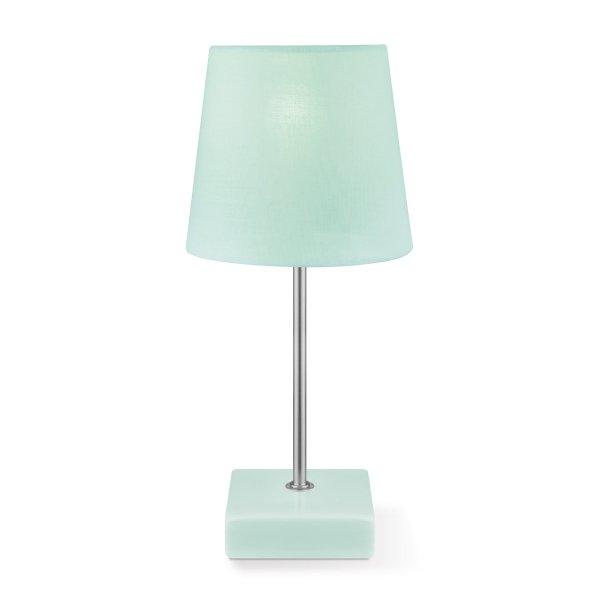 Home sweet home tafellamp Arica ↕ 27 cm - mintgroen