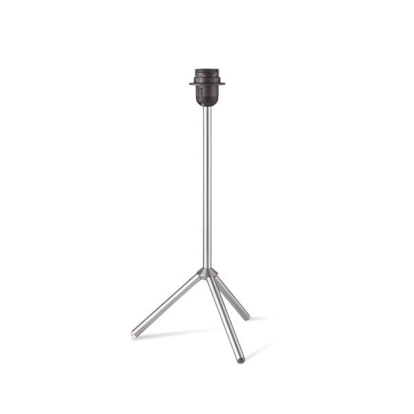 Home sweet home tafellamp Karma ↕ 46 cm - mat staal