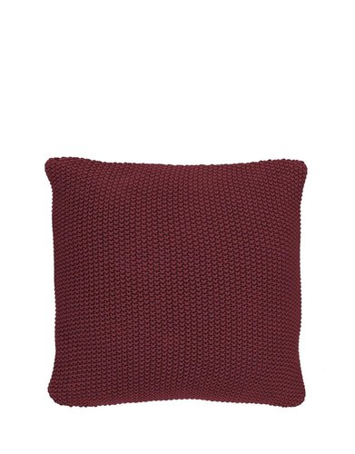 Marc O'Polo Marc'O Polo Nordic knit Cushion - Warm Earth
