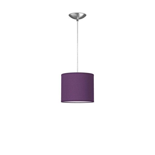 hanglamp basic bling Ø 20 cm - paars