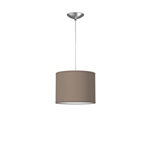 hanglamp basic bling Ø 25 cm - taupe