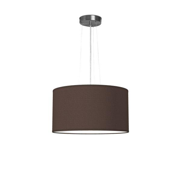 hanglamp hover bling Ø 40 cm - bruin