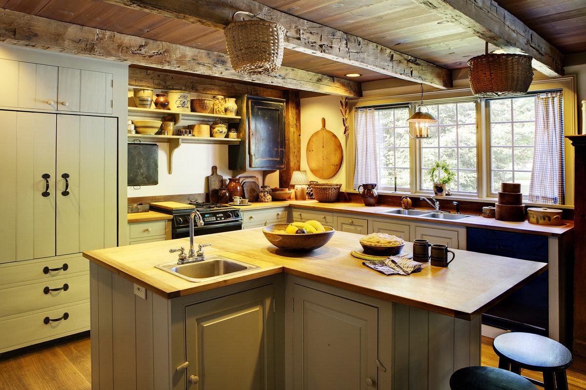 Landelijke keukens  Fotospecial 20 inspirerende keukens