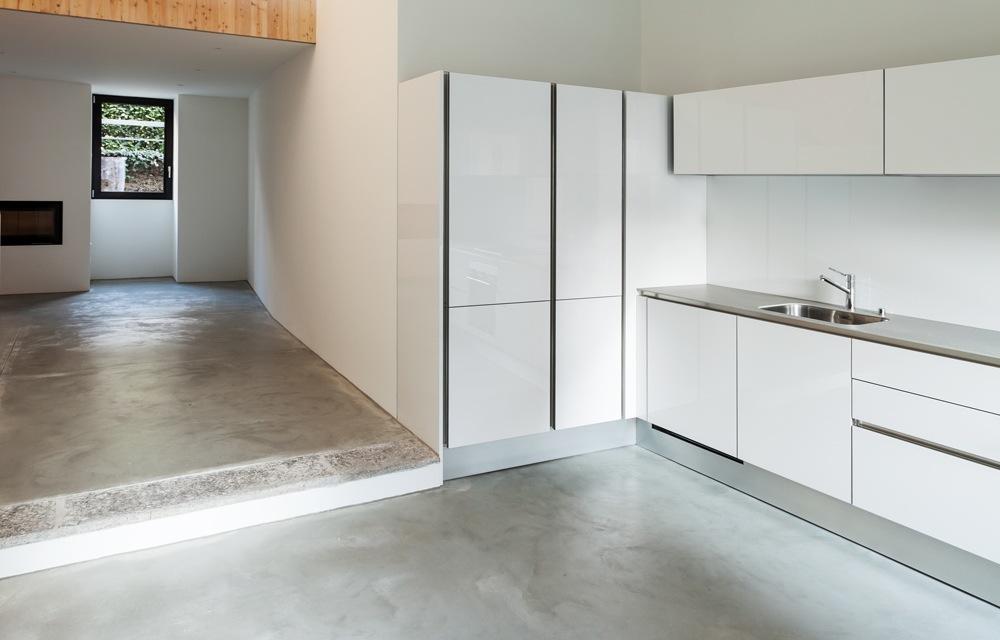 Betonvloer in de keuken Dit moet je weten