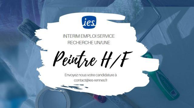 Offre-emploi-peintre-hf-interim-emploi-service-ies