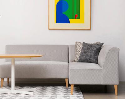Francfranc(フランフラン)のソファ