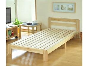 元々のベッドの色