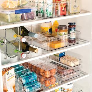 冷蔵庫の中の収納のコツは?