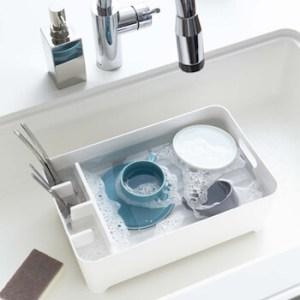 過炭酸ナトリウムを使った掃除2:台所用品の除菌、漂白に使用