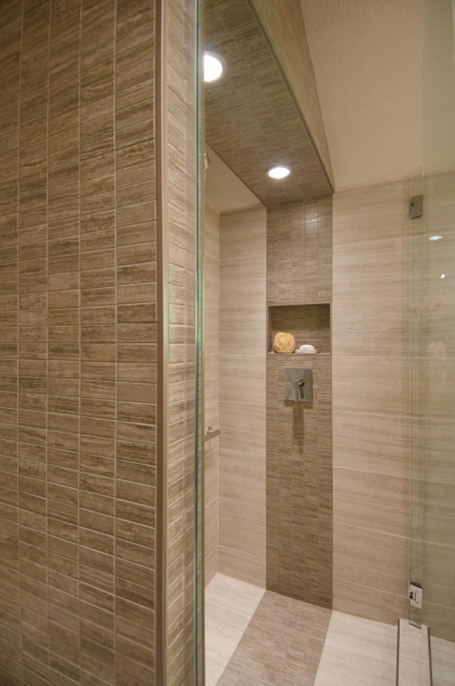 Pangaea Interior Design  Contemporary Master Bathroom