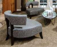Pangaea Interior Design | A Pair of Elegant Accent Chairs