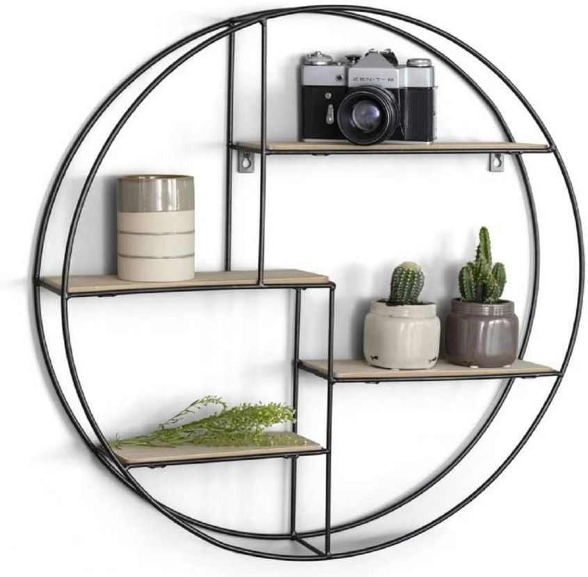 Les plus belles inspirations maisons du monde. Black Metal Home Furnishings The Trends Of The Moment Interior Magazine Leading Decoration Design All The Ideas To Decorate Your Home Perfectly