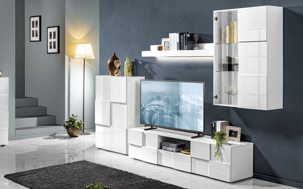 Ecco 15 pareti attrezzate con sconto iva! Tv Cabinet Mondo Convenienza Catalog Interior Magazine Leading Decoration Design All The Ideas To Decorate Your Home Perfectly