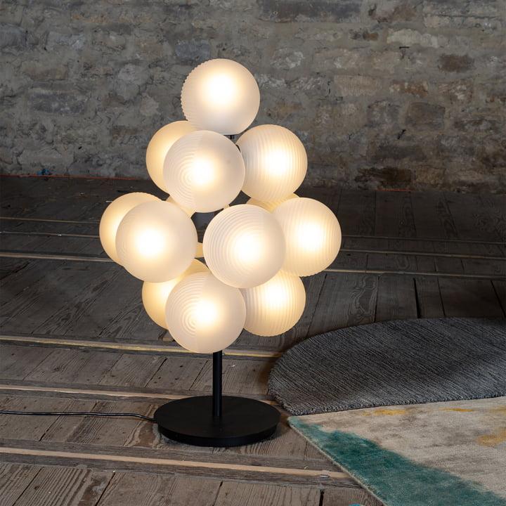Light Up this Stellar Grape Lamp by Sebastian Herkner for Pulpo