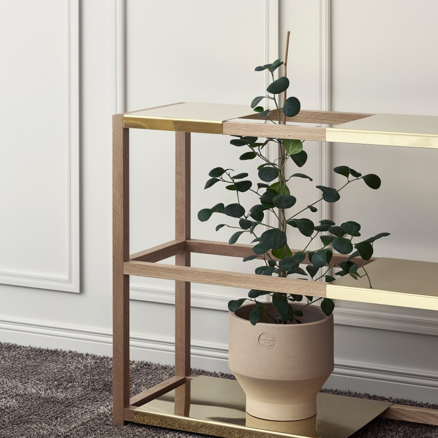 Made for your Plants – The Botanic Shelf Design for AneaAdea