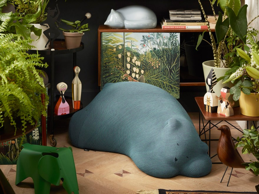 The Lovable Resting Bear for Children and Adults by Vitra