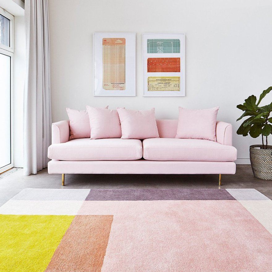 Mesmerized by these Colors – The Element Rug Design by GUS Modern