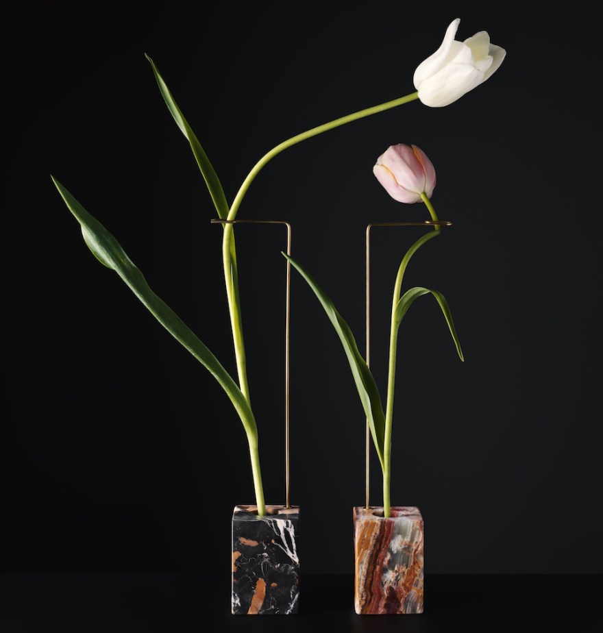The Fantastic Marble Vase Designs by Bloc Studios as seen by Photographer Carl Kleiner