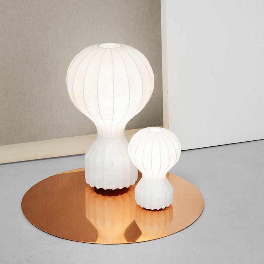 True Italian Elegance – Flos Gatto Table Lamp by Achille & Pier Giacomo Castiglioni