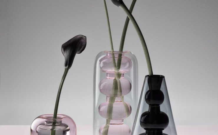 Tom Dixon Bump Tall Cone Vase - Interior 3000 Design Blog - Furniture and Interior Design