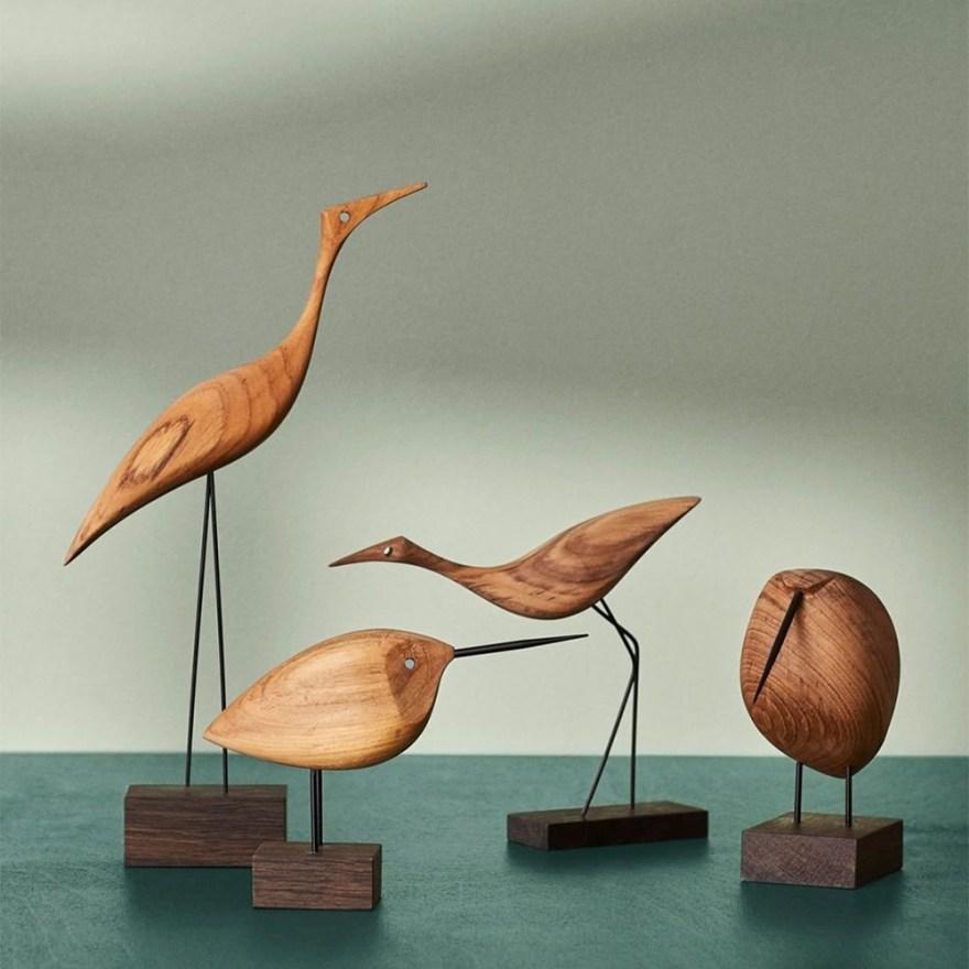 Fantastic Danish Woodwork – Beak Bird Design Collection Manufactured by Warm Nordic