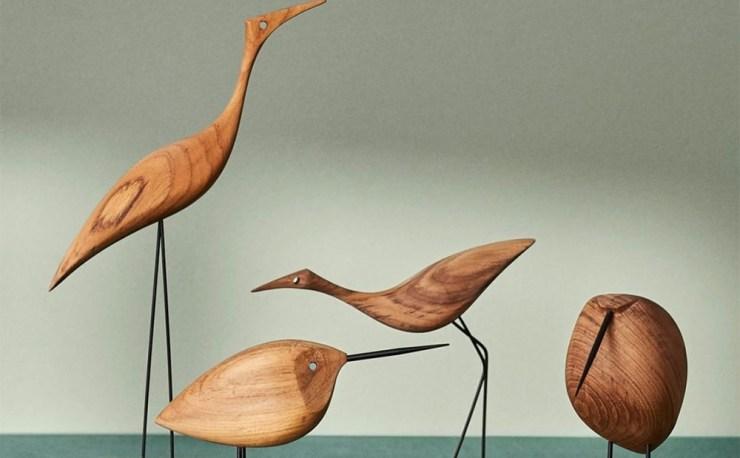 Warm Nordic Beak Bird Design Interior, Inerior 3000 Design Blog