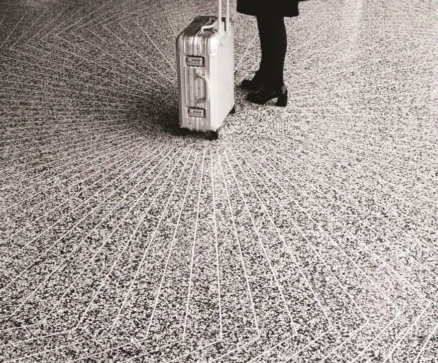 The 3D Terrazzo Design – Innovative 3D Printed Flooring System by Aectual Floors