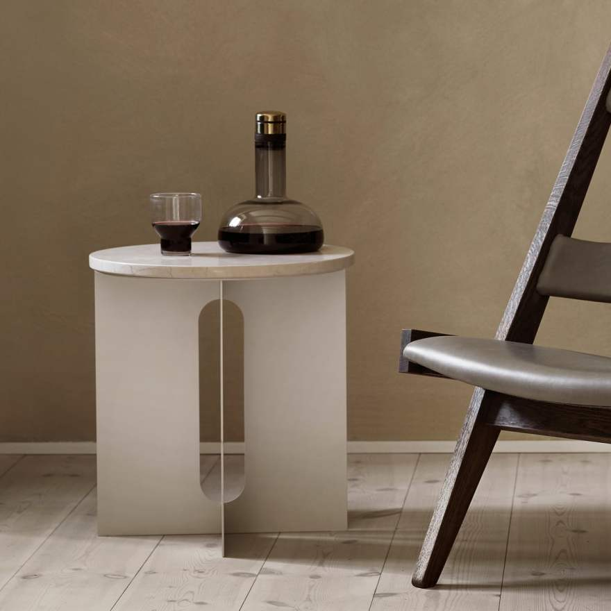A Beautiful Silhouette – Androgyne Side Table Design by Danielle Siggerud for Menu
